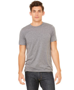 Grey Triblend Unisex T-Shirt