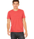 Red Triblend Unisex T-Shirt