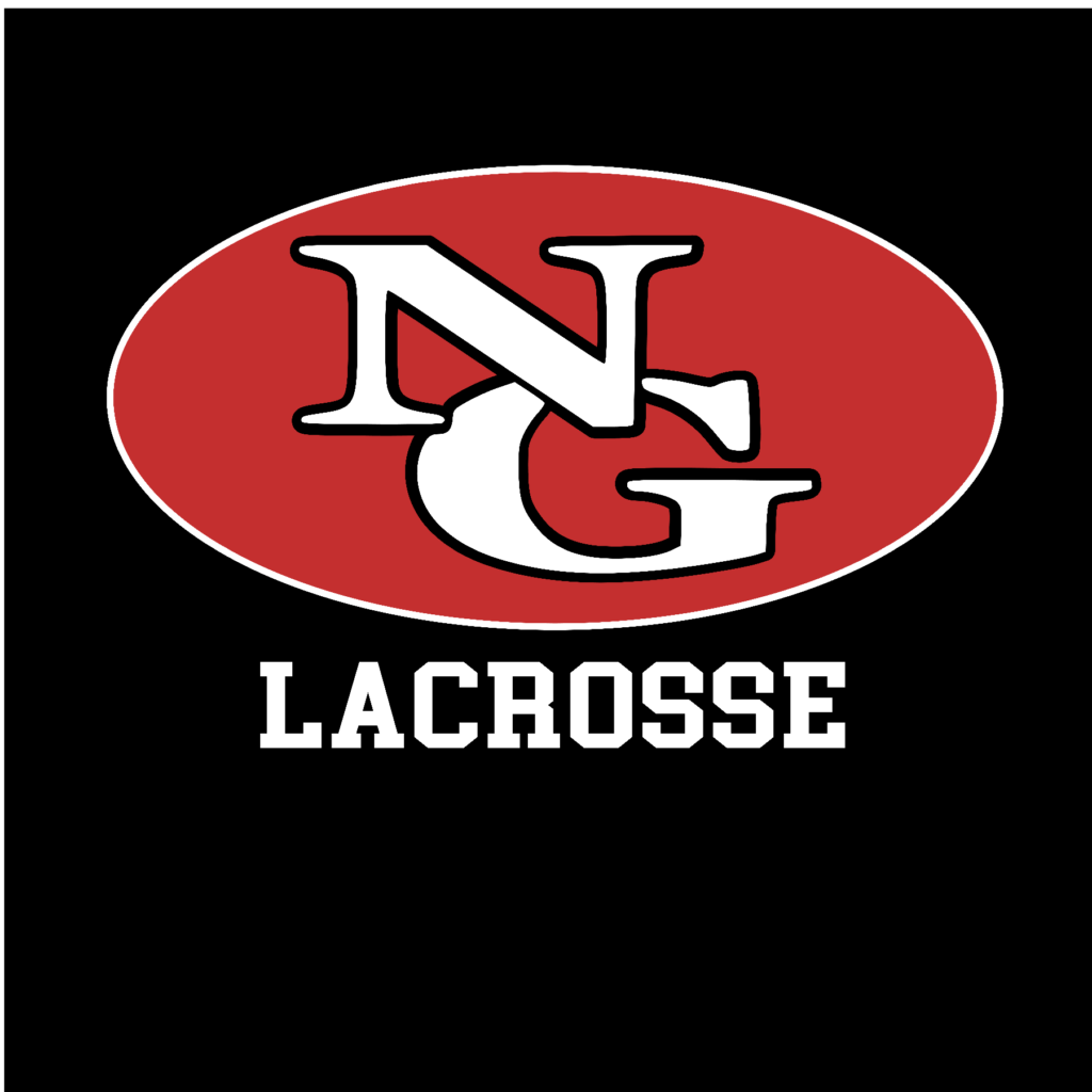 #NG03L - North Gwinnett - Bulldogs - Oval - Lacrosse