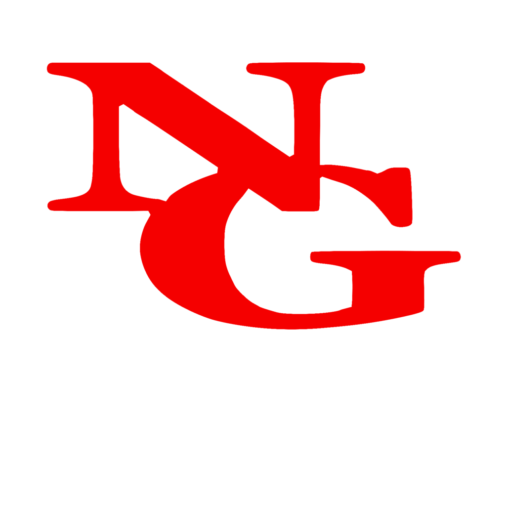 #NG04R - North Gwinnett - Bulldogs - NG - Red