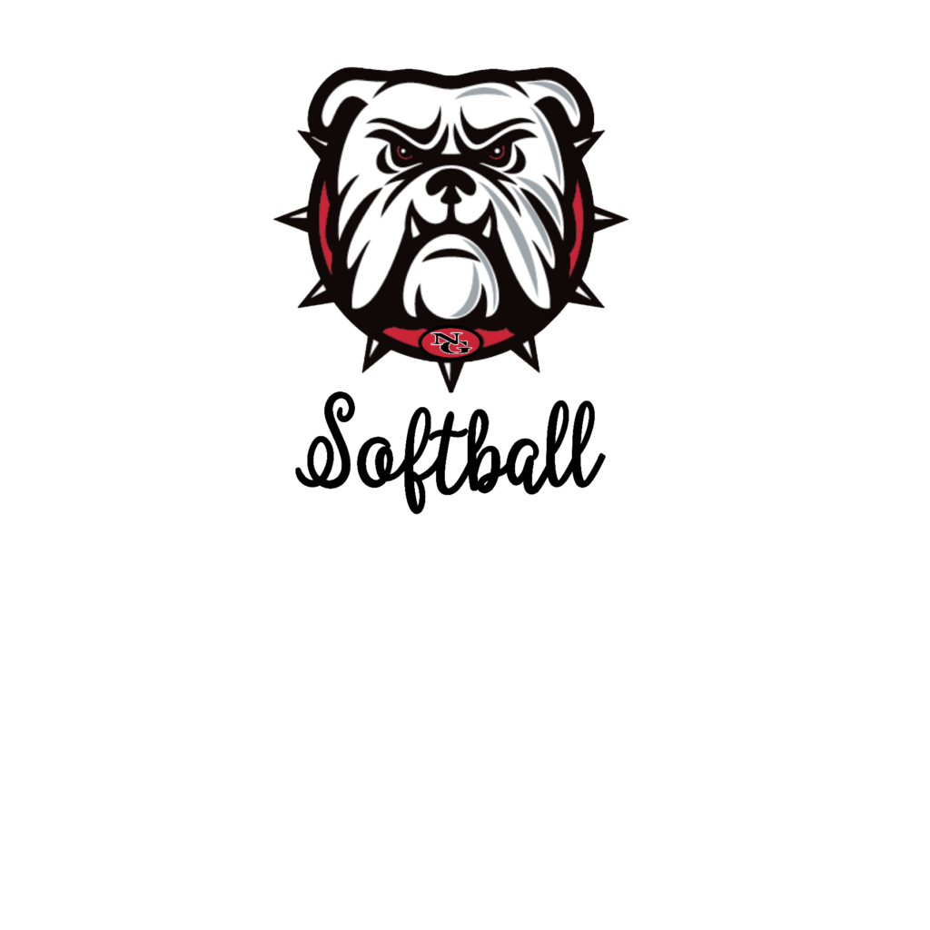 #NG07S - North Gwinnett - Bulldogs - Face - Softball