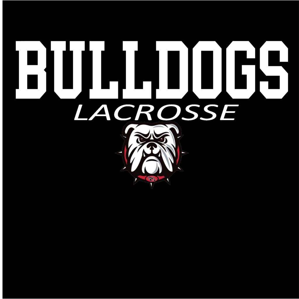 #NG01L - North Gwinnett - Bulldogs - Mascot - Lacrosse