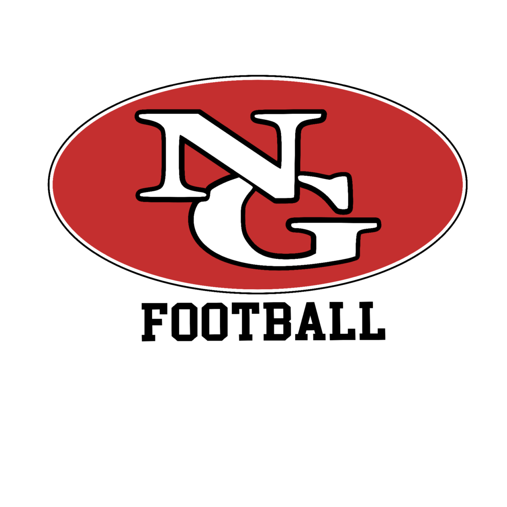 #NG03F - North Gwinnett - Bulldogs - Oval - Football