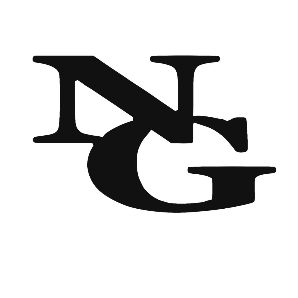 #NG04B - North Gwinnett - Bulldogs - NG - Black