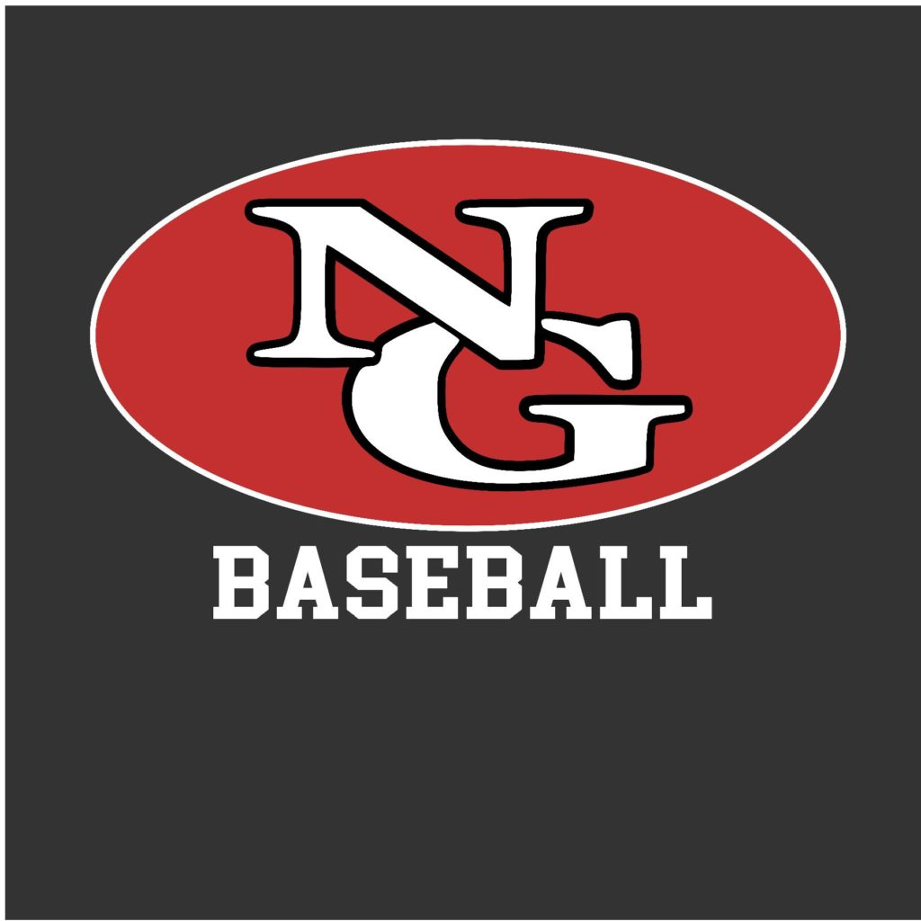 #NG03B - North Gwinnett - Bulldogs - Oval - Baseball