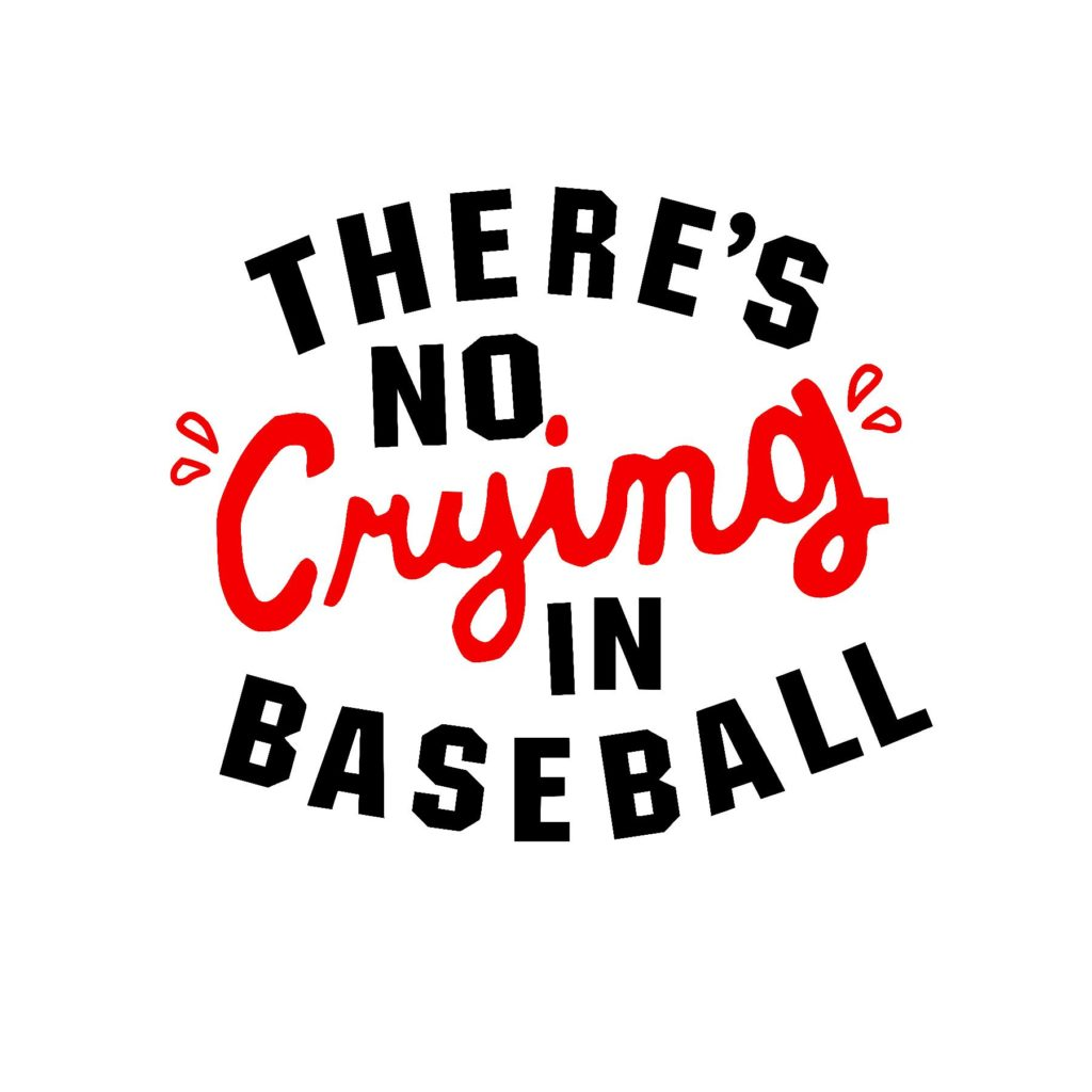 #BB21 - Baseball - No Crying