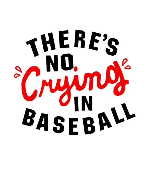 #BB21 - Baseball - No Crying
