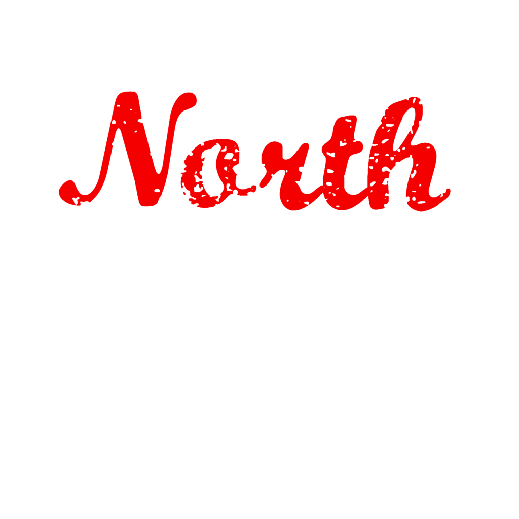 #NG10R - North Gwinnett - Bulldogs - Distressed - Red