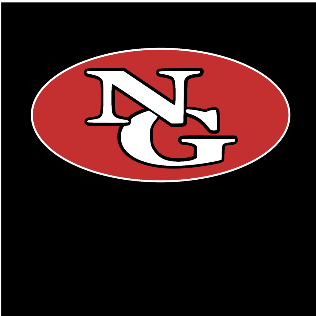 #NG03 - North Gwinnett - Bulldogs - Oval